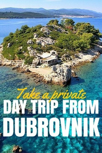 Day trip from Dubrovnik Croatia Tour