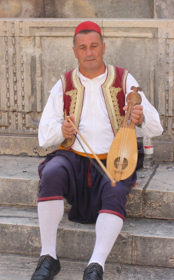 Traditional music of Dubrovnik