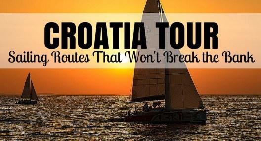 Sailing Won't Break the Bank
