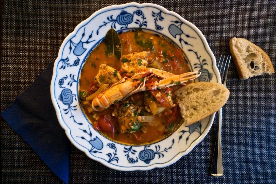 Croatian Brodet Recipe (Croatian Fish Stew) | Chasing the Donkey