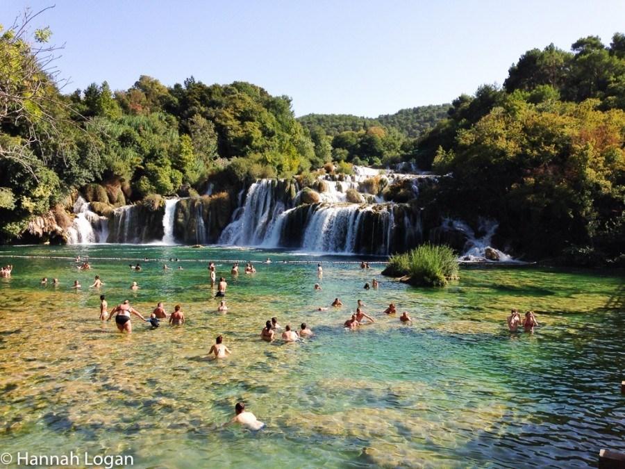 Krka falls | Travel Croatia Guide