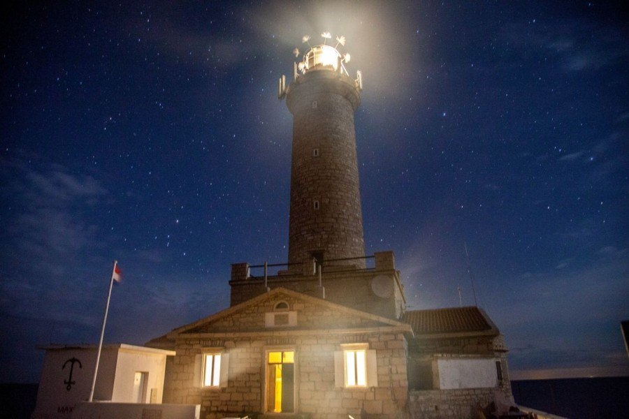 Porer Lighthouse Istria Croatia | Travel Croatia Blog