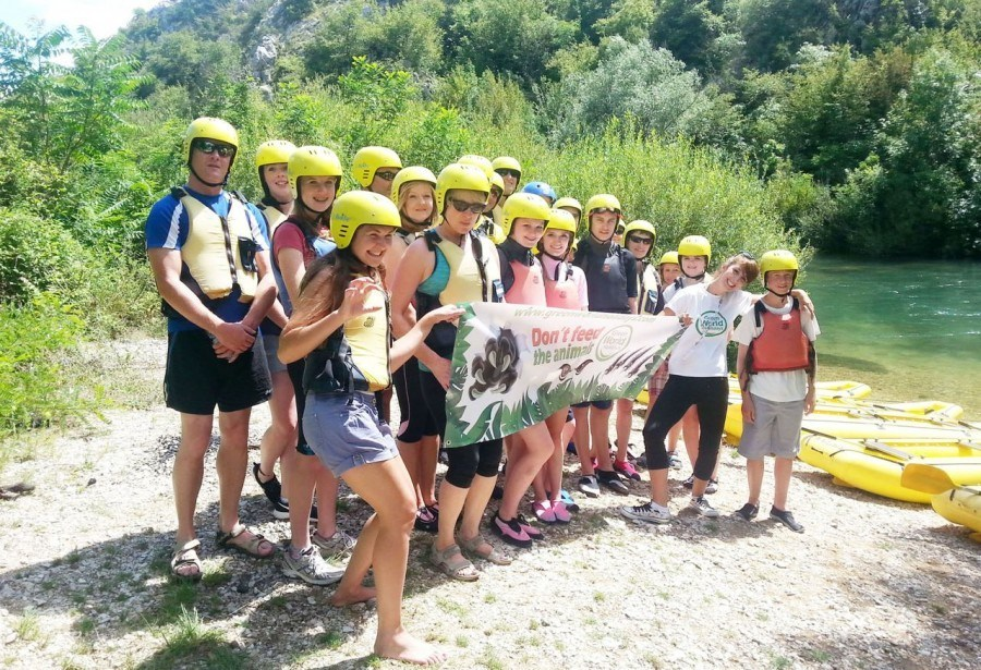 Teenager Family Adventure Holiday Croatia Greenworld 4 | Travel Croatia Guide