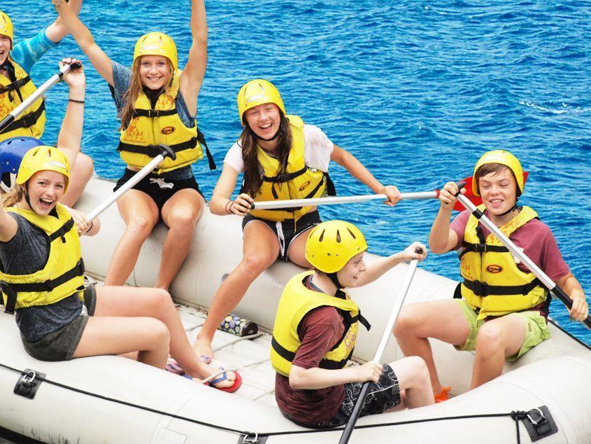 Teenager Family Adventure Holiday Croatia Greenworld 1| Travel Croatia Guide