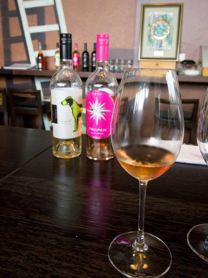 Croatia Wine: Bruno Trapan Wine   Croatia Travel Blog