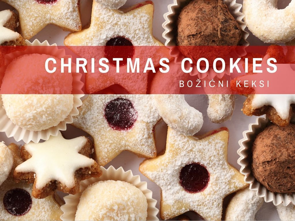 Croatian Recipes Croatian Christmas Cookies - 2 | Chasing the Donkey
