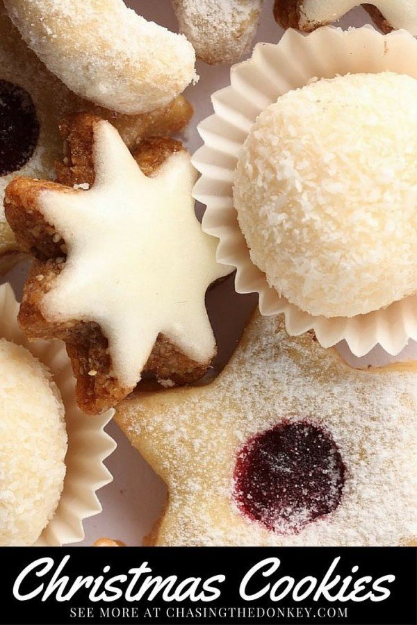 Christmas Cookies | Chasing the Donkey Croatia Travel Blog