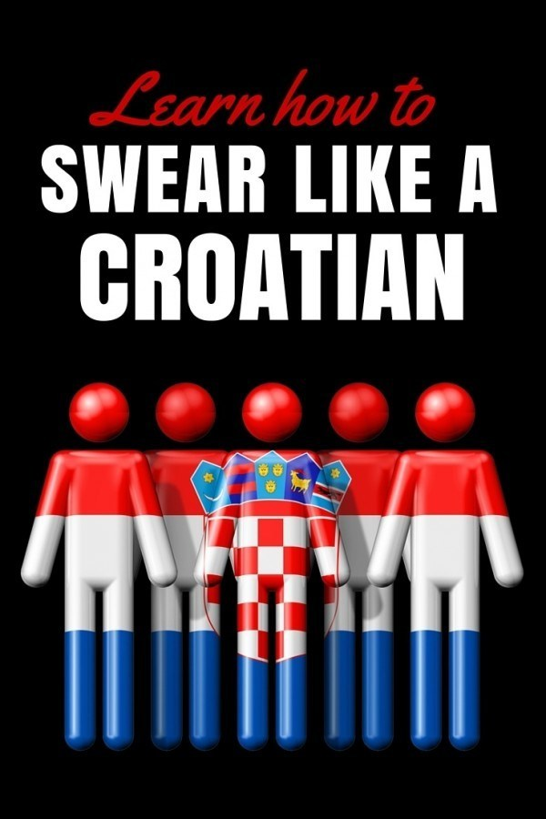 Croatian Swear Words Part Two |Croatia Travel Blog 2