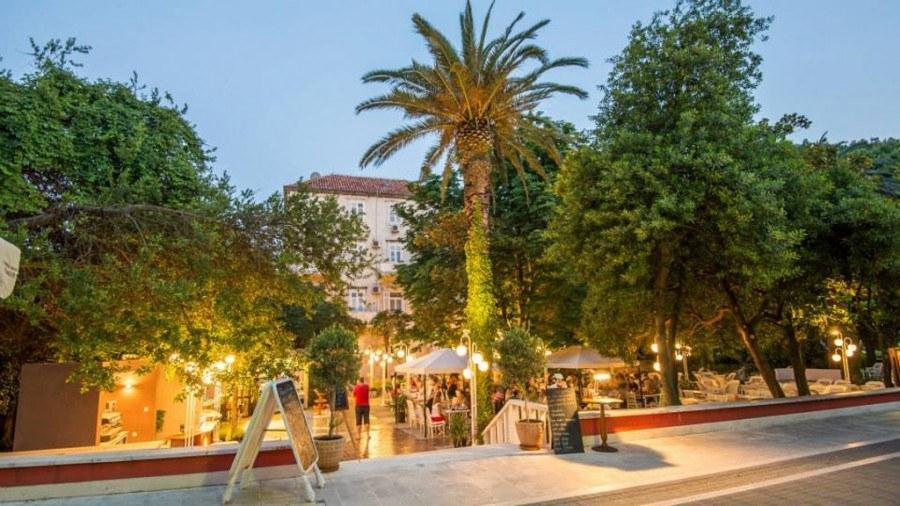 Hotel Sumratin Dubrovnik   Croatia Travel Blog