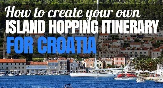 How to Create Your Dream Croatia Island Hopping Itinerary