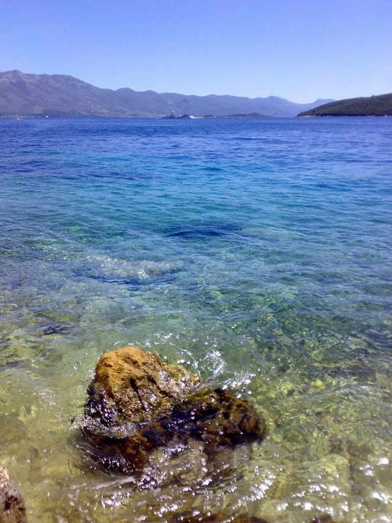 Korcula Island Beach | Korcula Travel Blog | Chasing the Donkey