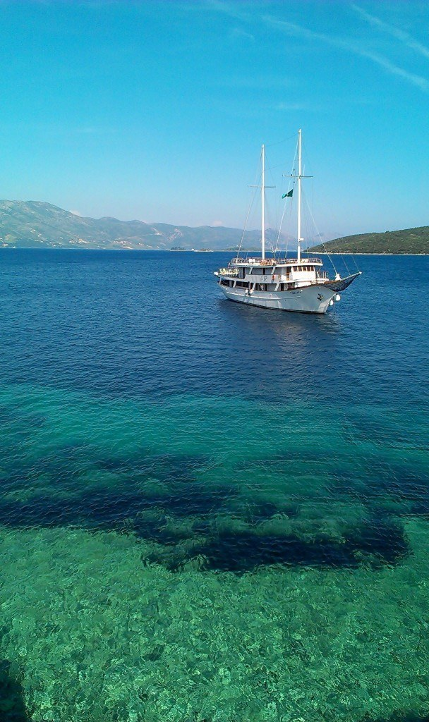 Korcula Island Aqua | Korcula Travel Blog | Chasing the Donkey