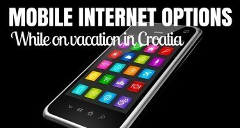 Mobile Internet Croatia Options | Croatia Travel Blog