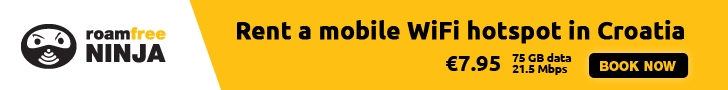 Mobile Internet Croatia_RoamFree Ninja 728x90