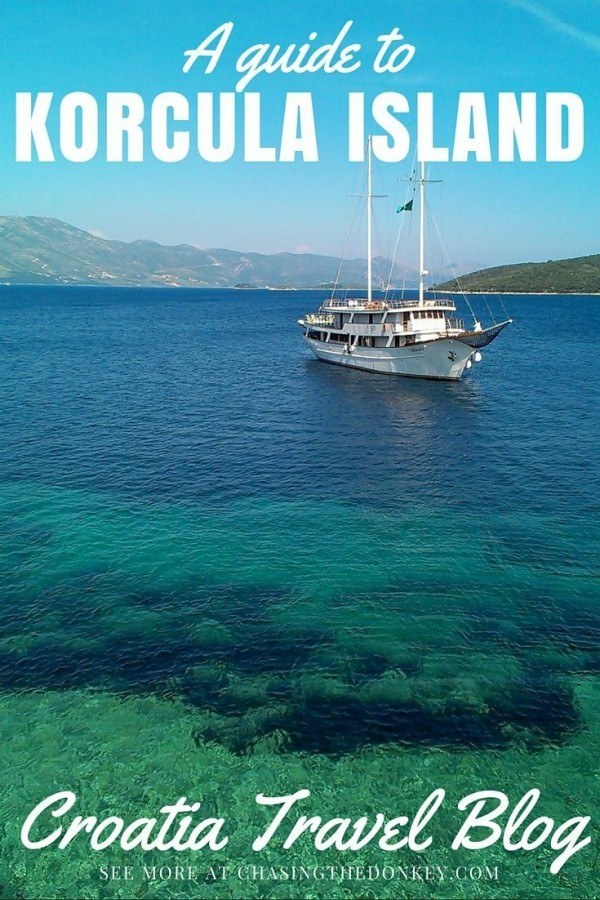 Things to do in Korcula Travel Blog | Chasing the Donkey Guide