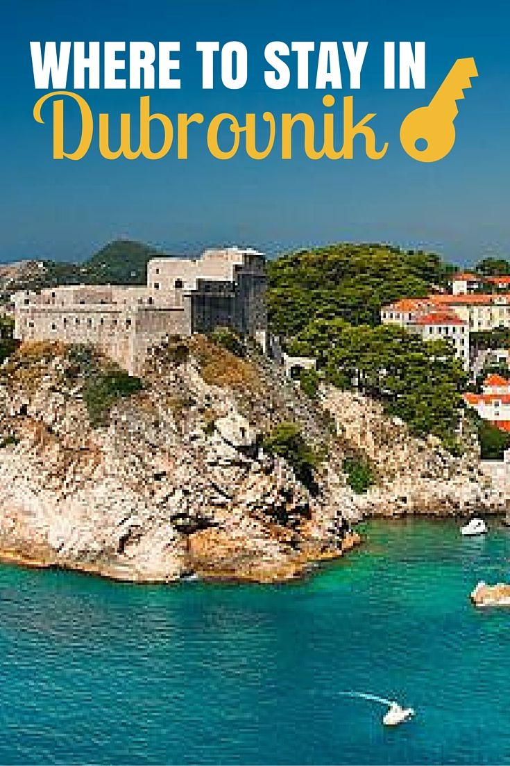 Travel Croatia Blog. So you're headed on holidays to Dubrovnik, which means you'll need to know where to stay in Dubrovnik. The best place to stay in Dubrovnik for me is...