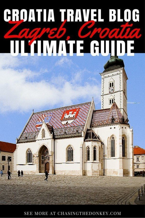 Zagreb Travel Blog Things to do in Zagreb 1