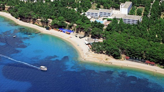 Bluesun Hotel Borak, Bol | Croatia Travel Blog
