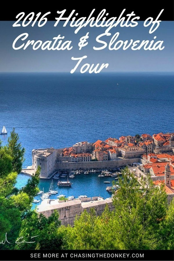 Croatia Travel Tours | Hightlights of Croatia & Slovenia | Chasing the Donkey 4