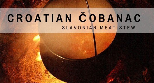 Croatian Recipes: Čobanac