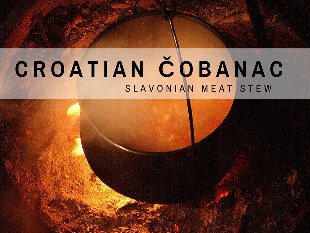 Image result for Čobanac food croatia
