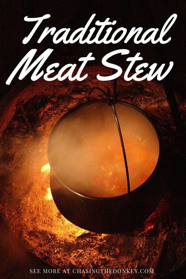 Croatian Cooking   Cobanac   Traditional Croatian Food Blog