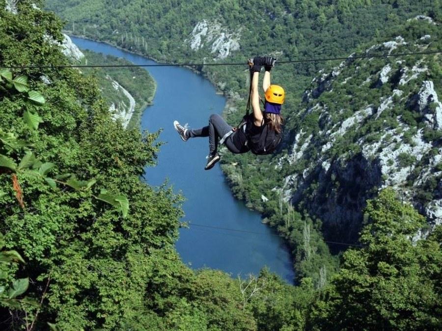 Family Activity Holidays   Active Holidays Croatia  Zipling   Croatia Travel Blog