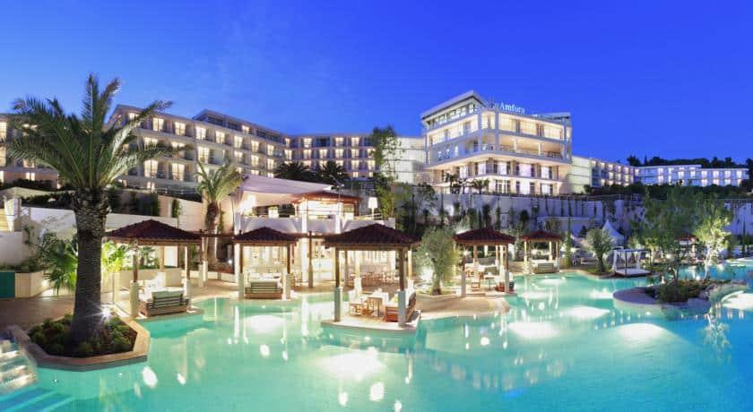 Hotel Amfora   Croatia Travel Blog