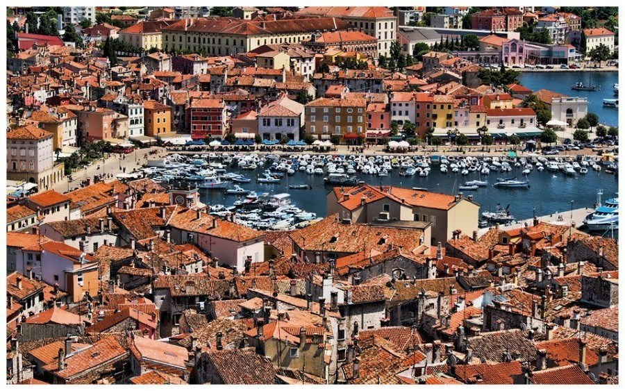 High Up | Things to do in Rovinj Travel Blog | Croatia Travel Blog