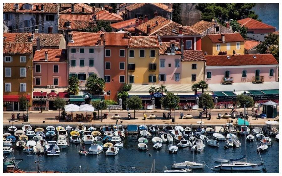 Boats | Things to do in Rovinj Travel Blog | Croatia Travel Blog