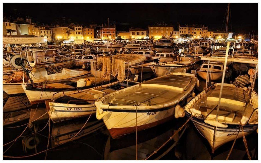 Boat | Things to do in Rovinj Travel Blog | Croatia Travel Blog