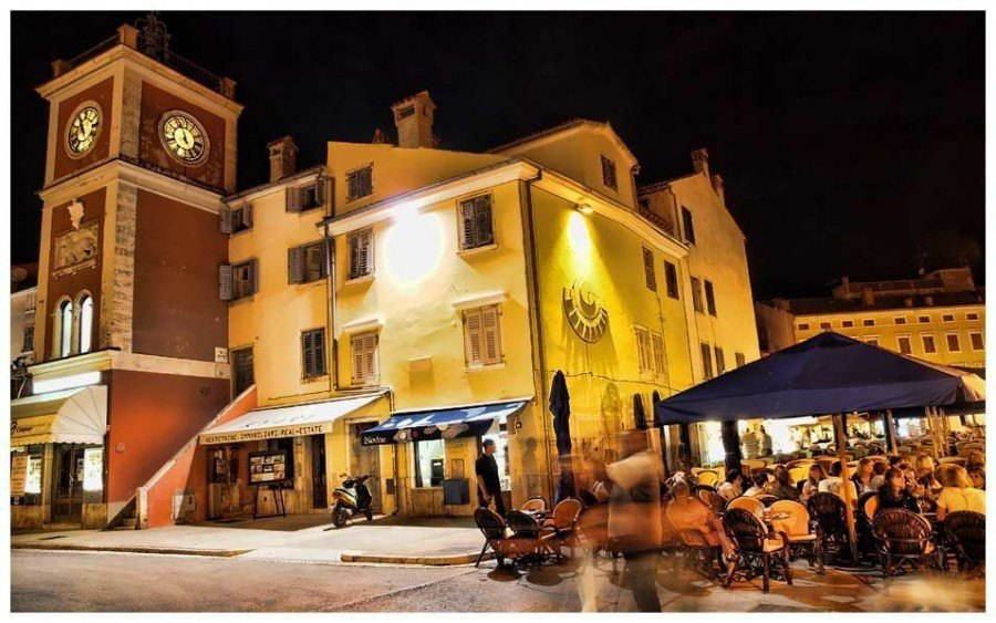 Cafe   Things to do in Rovinj Travel Blog   Croatia Travel Blog
