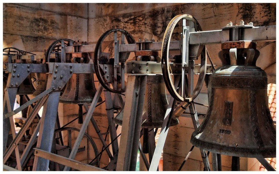 Bells   Things to do in Split   Chasing the Donkey Croatia Travel Blog