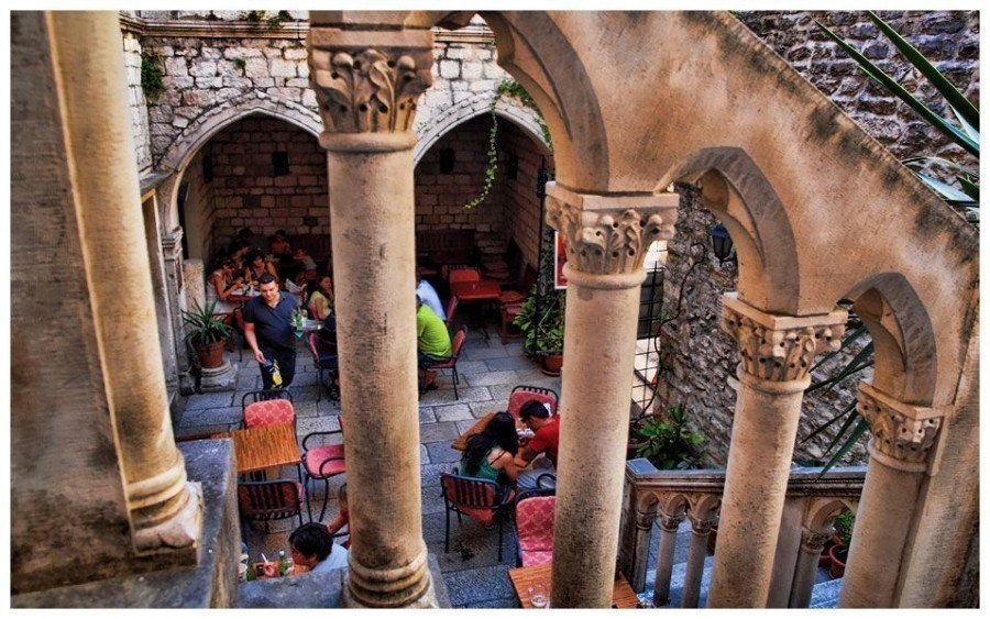 Coffee   Things to do in Split   Chasing the Donkey Croatia Travel Blog
