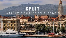 Things to do in Split Croatia Travel Blog | Chasing the Donkey
