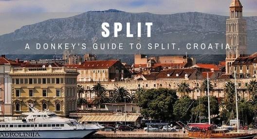 Split Travel Blog: Things to do in Split