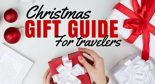 The Perfect Christmas Gifts For People Who Love Travel