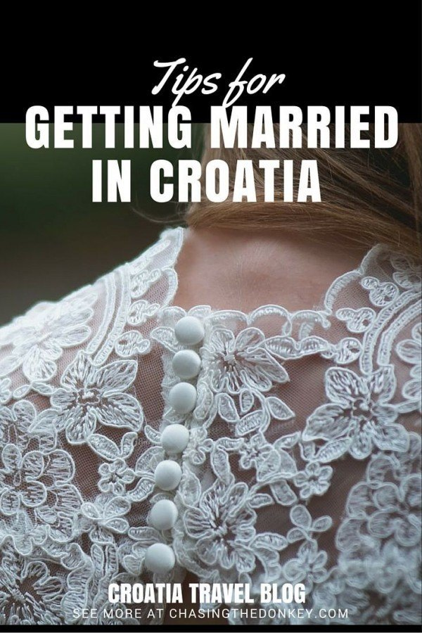 Wedding in Croatia | Croatia Travel Blog Tips