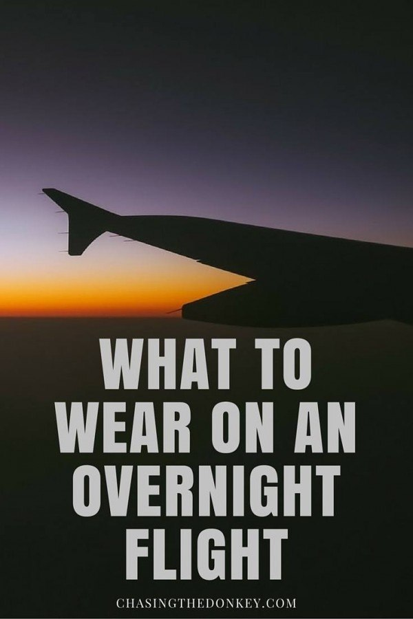 What to Wear on a Long Haul Flight Tips | Travel Blog 2016