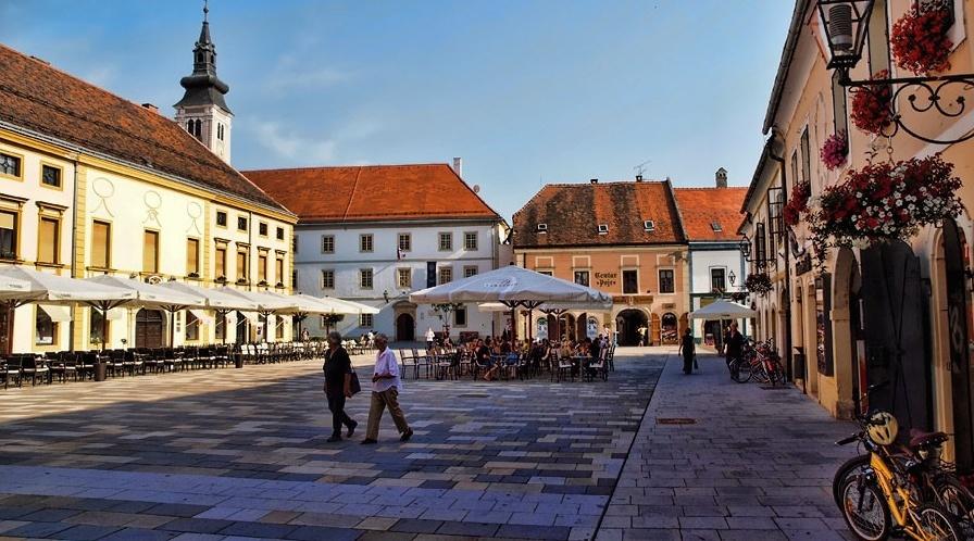 Where to go in Croatia | Varazdin | Croatia Travel Blog
