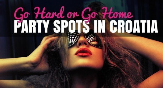 Top Spots to Party in Croatia