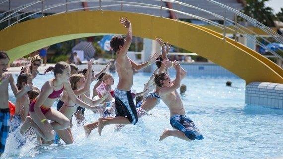 Bol Bluesun Hotel Bonaca Pool | Croatia Travel Blog