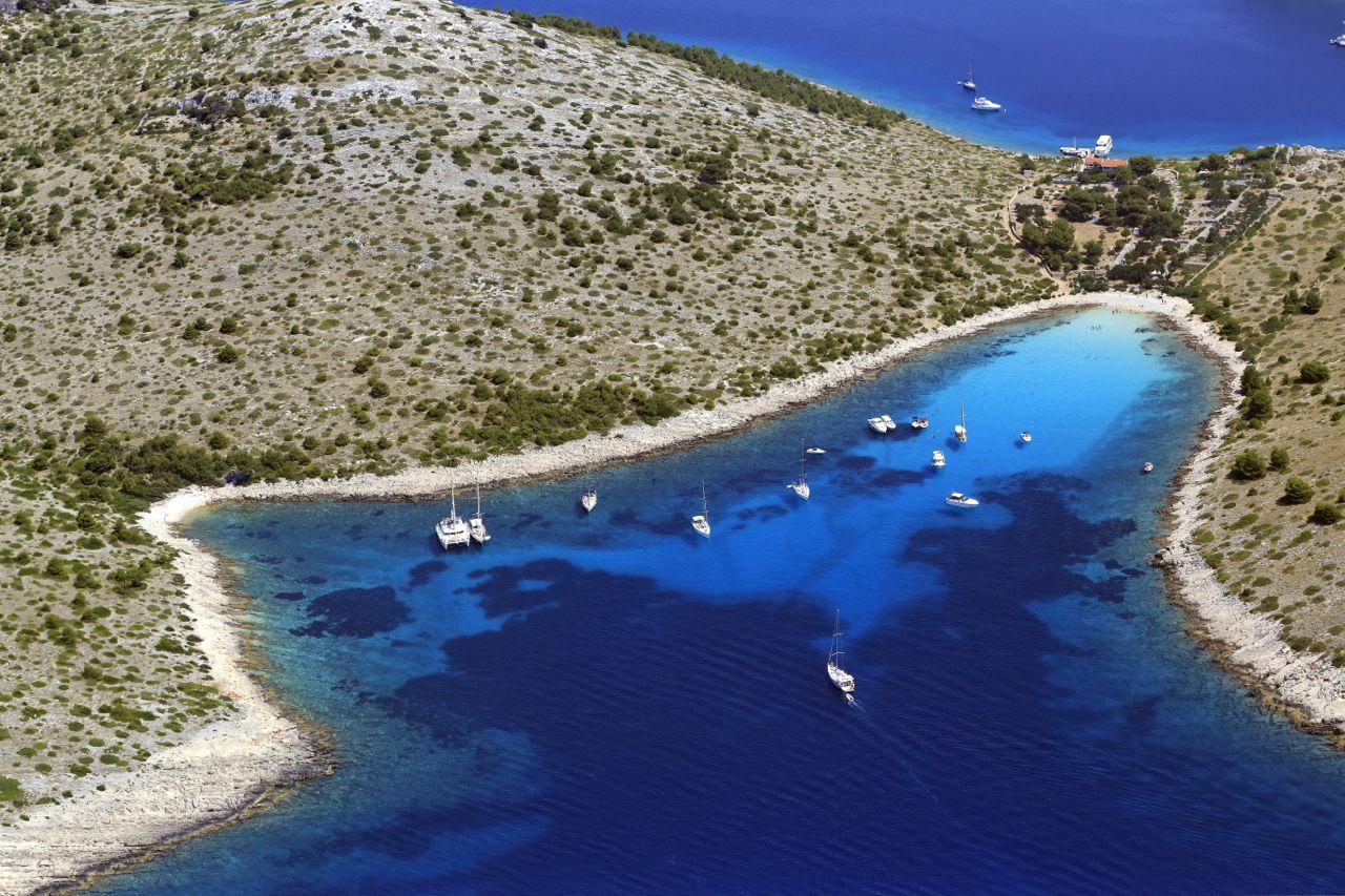 Chasing The Donkey Tours Kornati Islands Day Trip