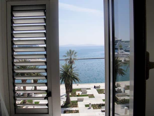 Central Palace Rooms Split   Croatia Travel Blog