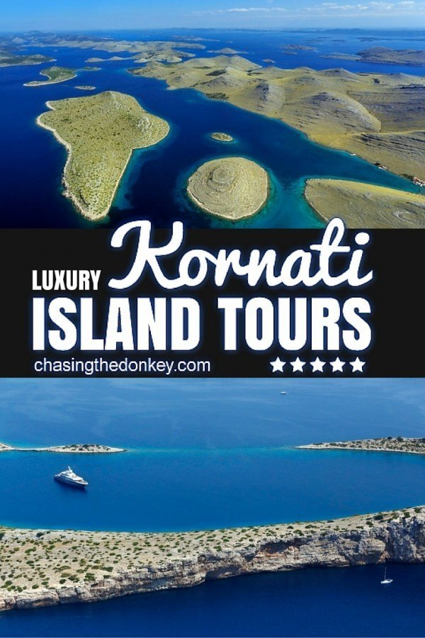 Chasing the Donkey Tours_Kornati Island Day Trip PIN.