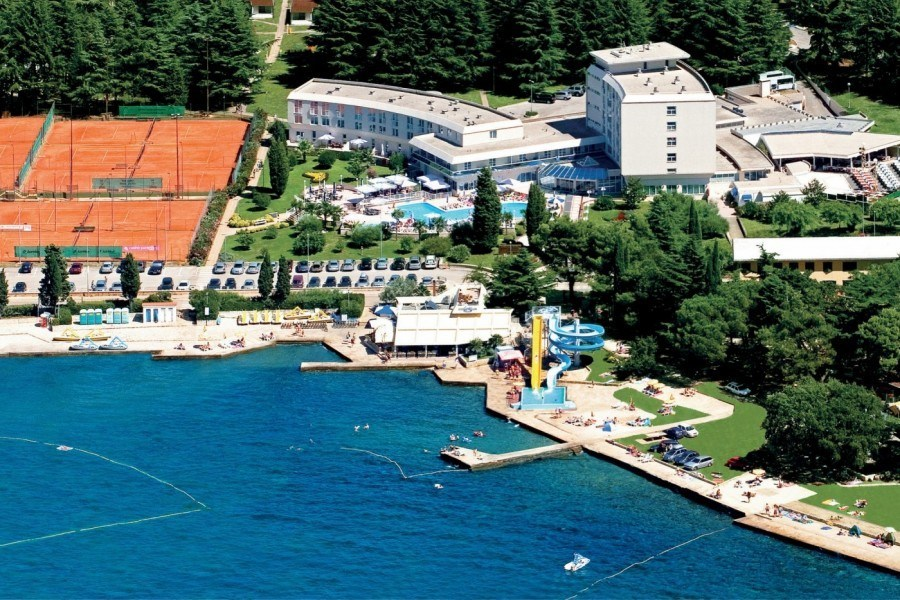 Hotel Laguna Park Porec | Croatia Travel Blog