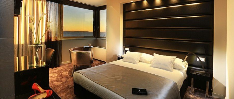 The View Luxury Rooms Split | Croatia Travel Blog