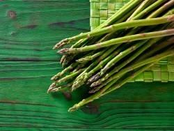 Spring in Croatia - Wild Asparagus