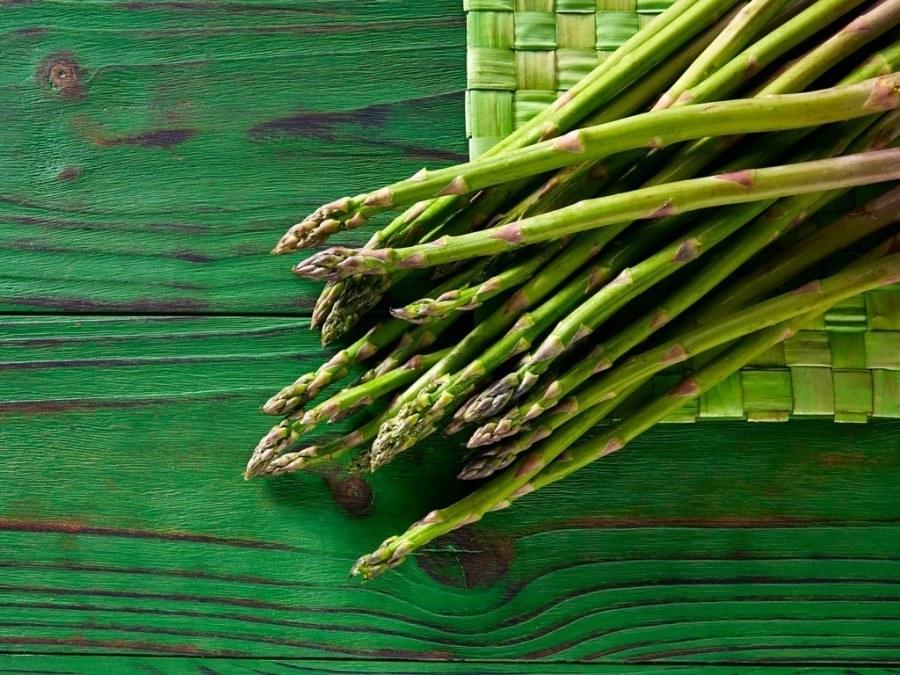 Village Life_Wild Asparagus