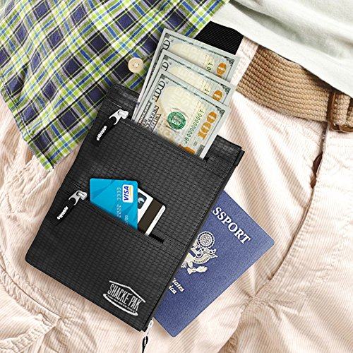 Shacke Hidden Travel WalletBest Travel Wallet Reviews | Chasing the Donkey Croatia Travel Blog